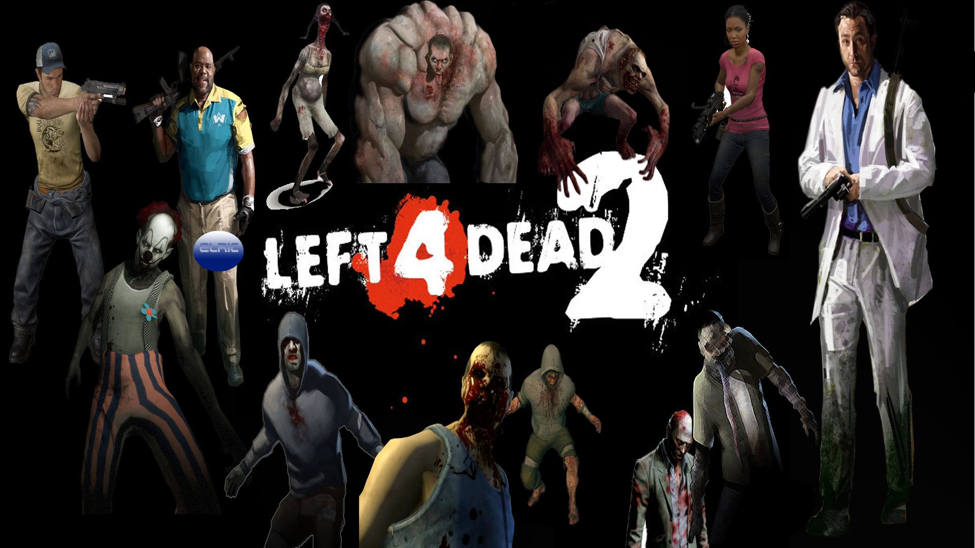 Res 1920x1080 Left 4 Dead Wallpaper By Awesomeheadhunter Left 4 Dead Wallpaper By Awesomeheadhunter Left 4 Dead Wallpaper View Wallpaper