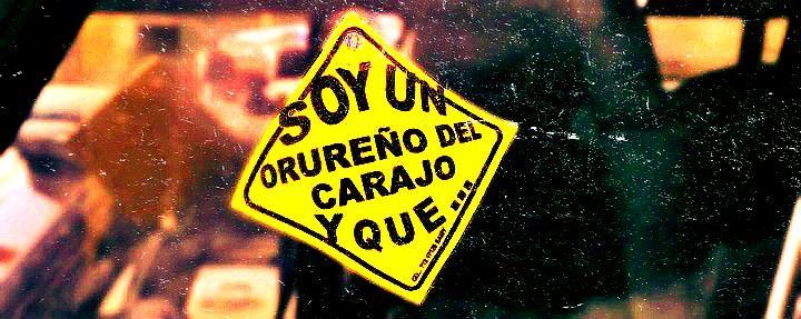 Oruro <3