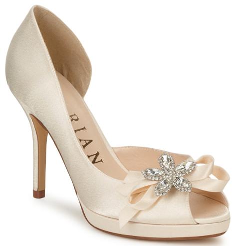 55a9df26e95 chaussures mariage femme spartoo Chaussures mariage femme de luxe et de  marques qui risquent de vous piquer la vedette
