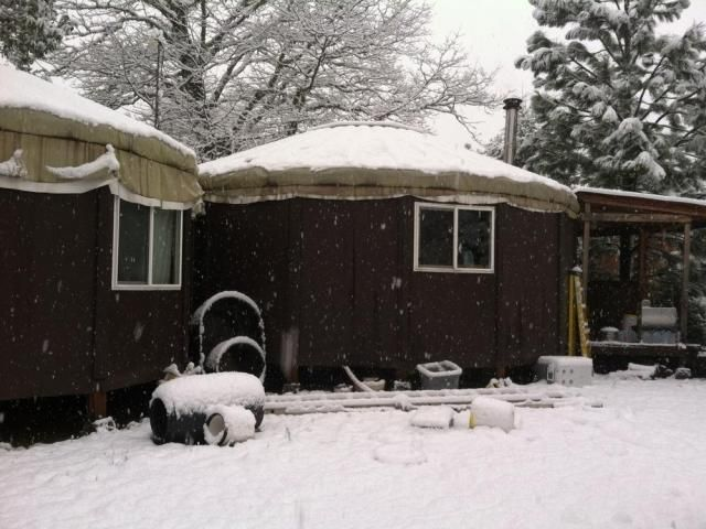 Yurt Tiny House Listings Im Crazy About The Tiny House Movement
