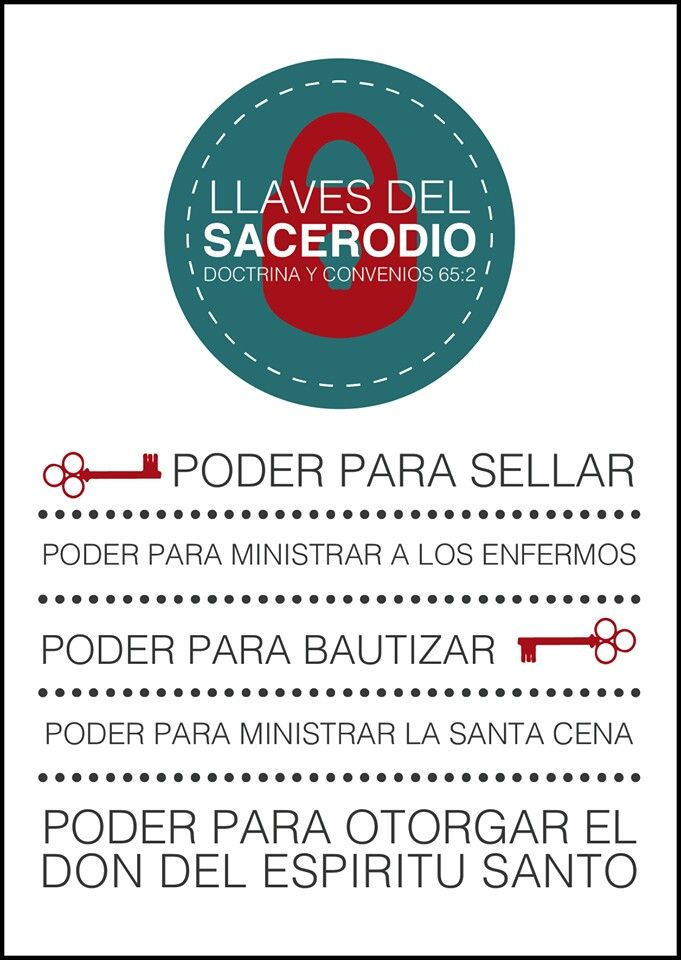 Sacerdocio! | I member of The Church of Jesus Christ of letter-day ...