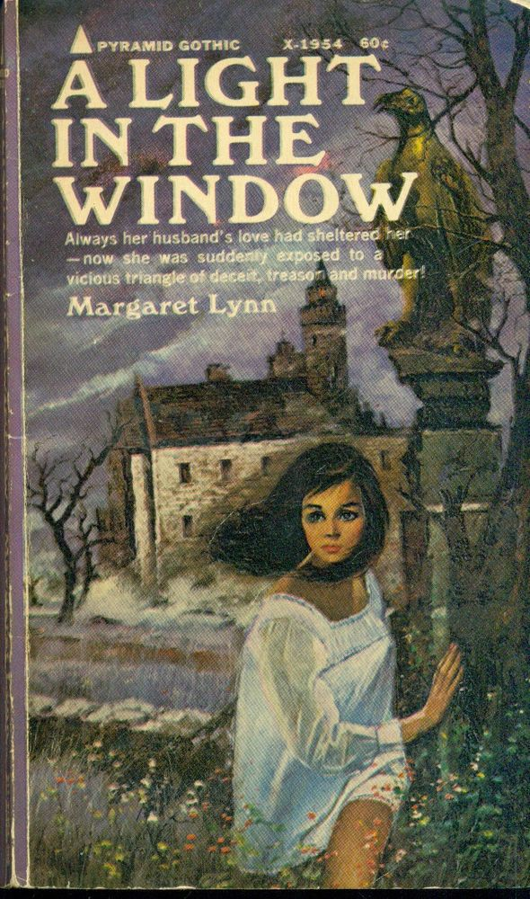 Romance Book Cover Zip ~ A light in the window by margaret lynn pyramid