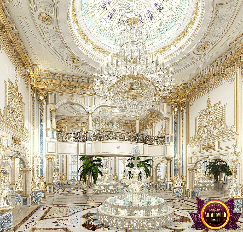 The Best Interior Design Firm In Dubai Luxury House Designs