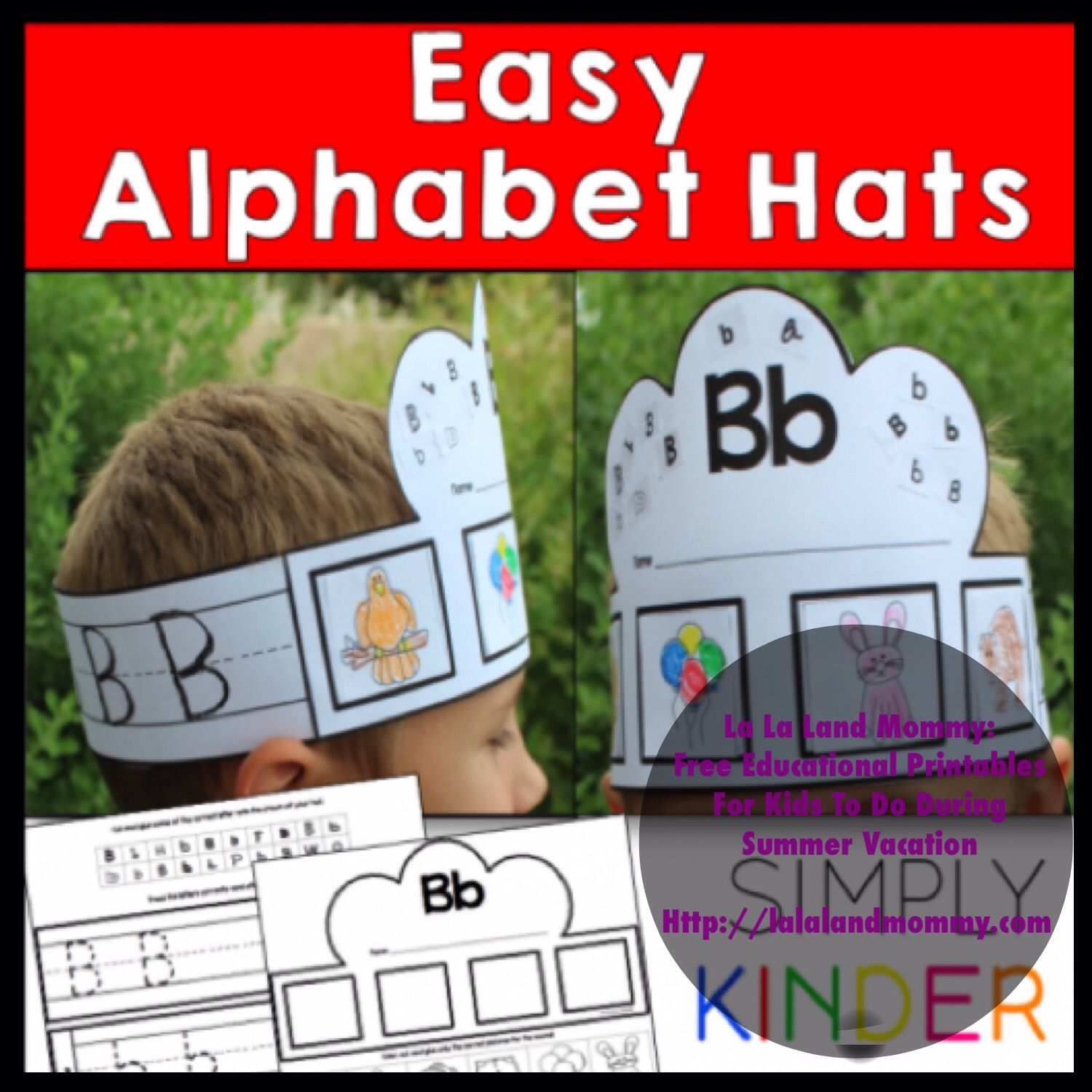 Free Educational Printables For Kids To Do During Summer Vacation ...