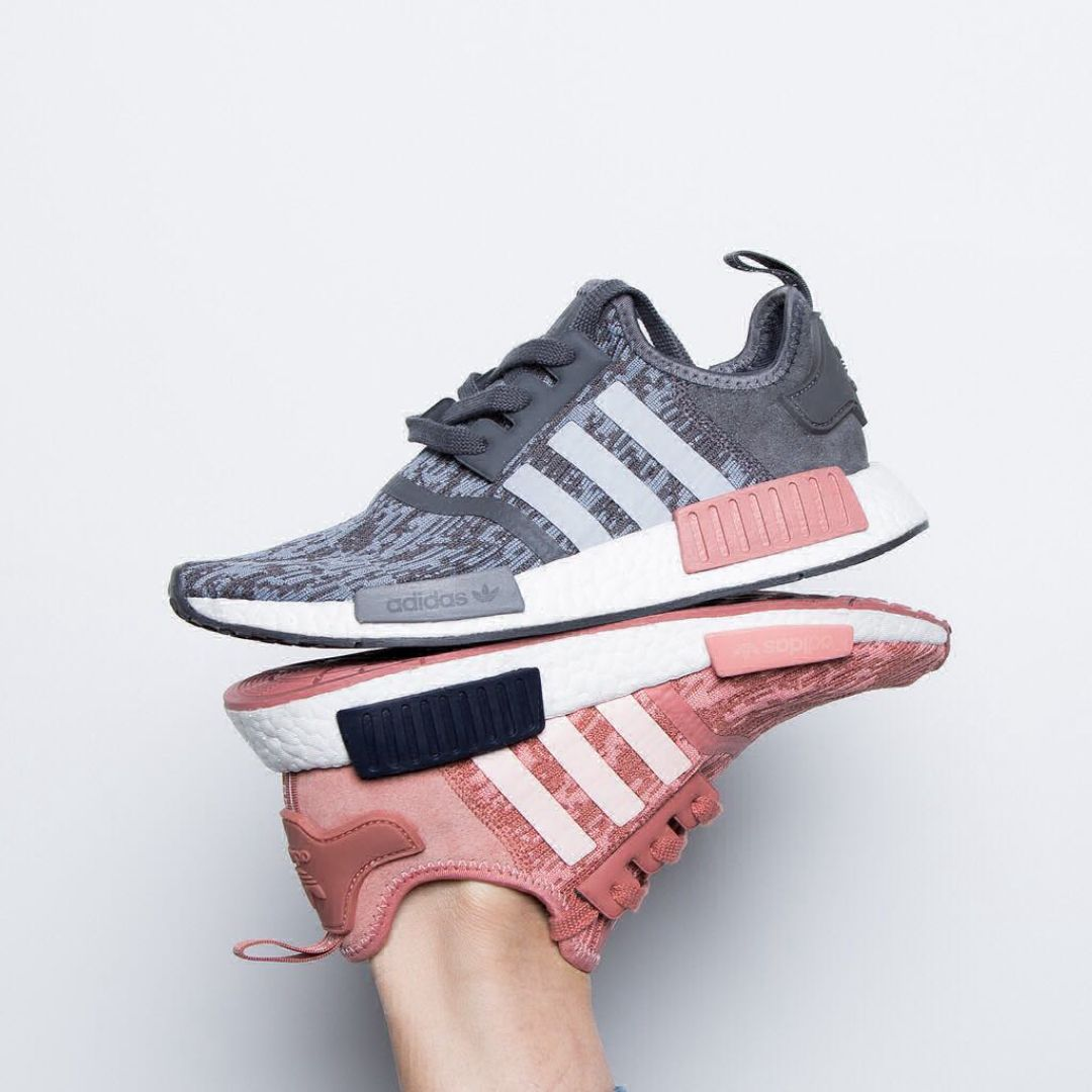 Release Date : September 1, 2017 Adidas NMD_R1 Grey Raw