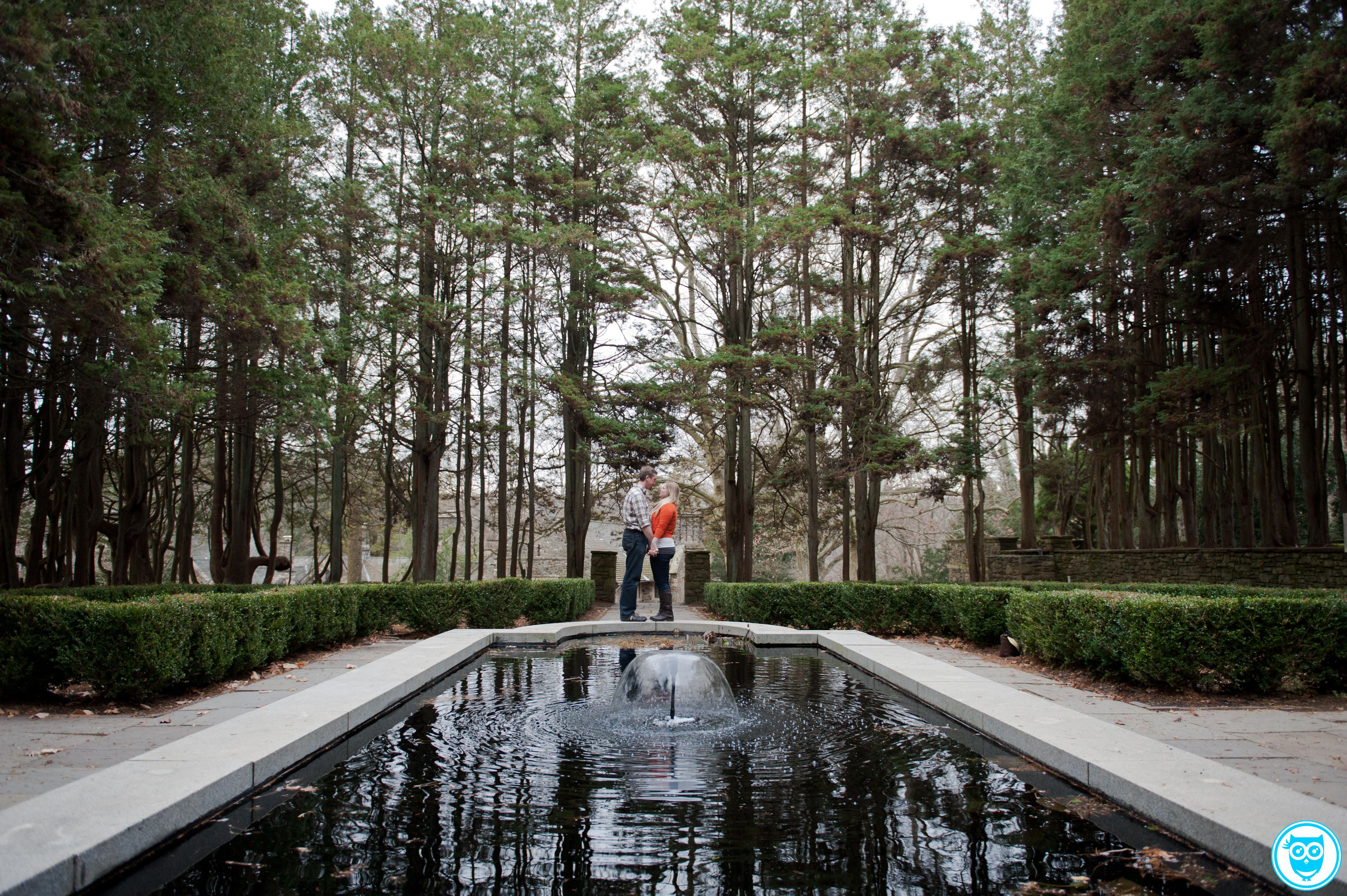 Sarah And Jason S Engagement Session At Ridley Creek State Park Pennsylvania Wedding Photographer