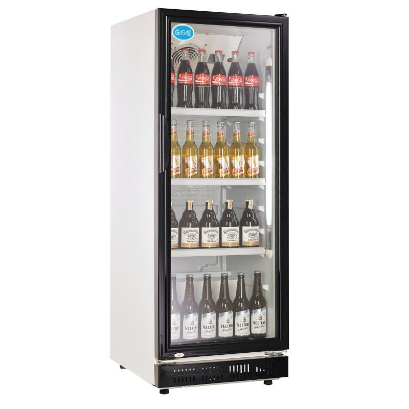 Getränkekühlschrank ECO 230L schwarz | rocketbase.io new office ...