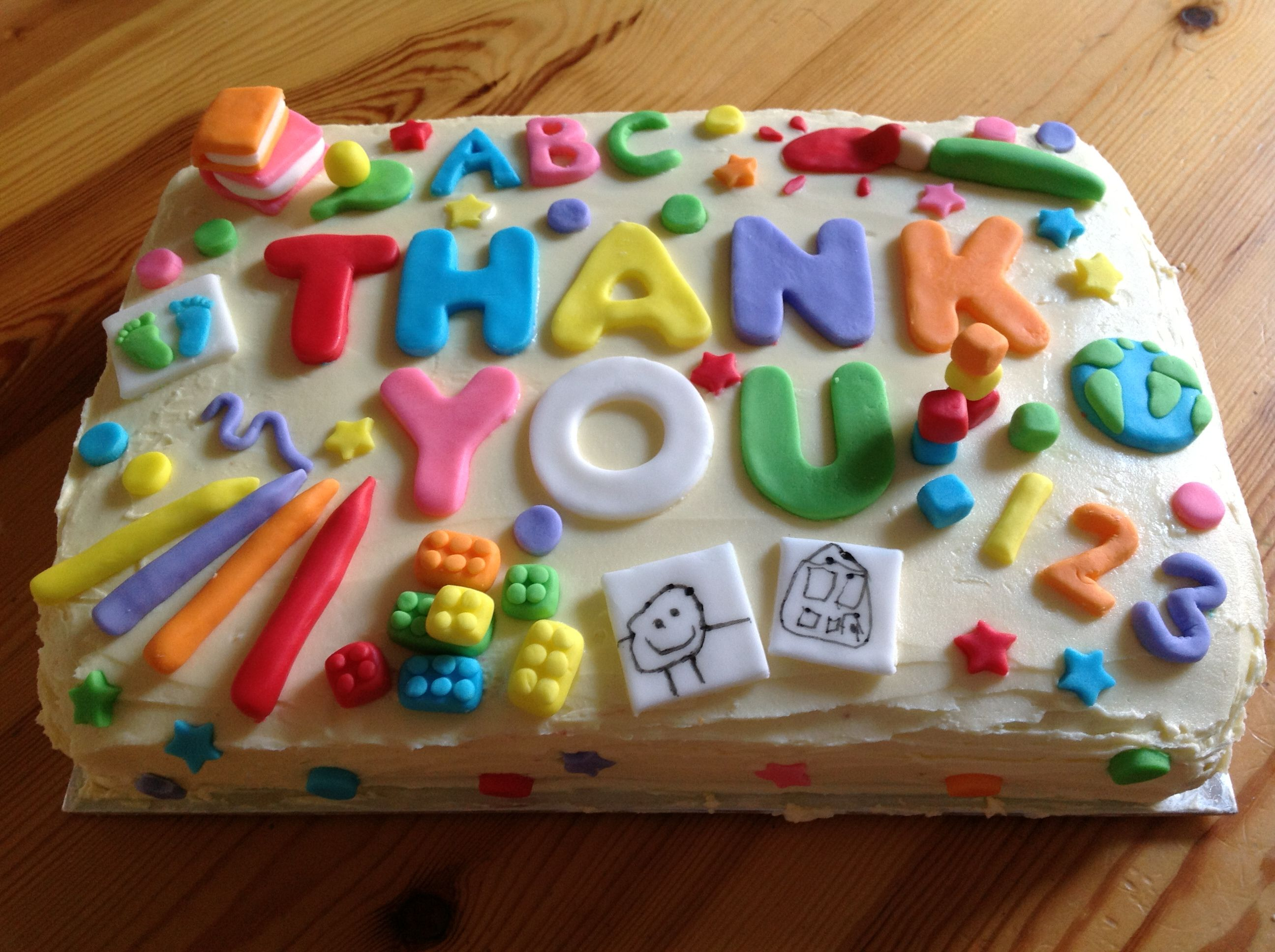 Thank You For Baking: Baking! I Love It!