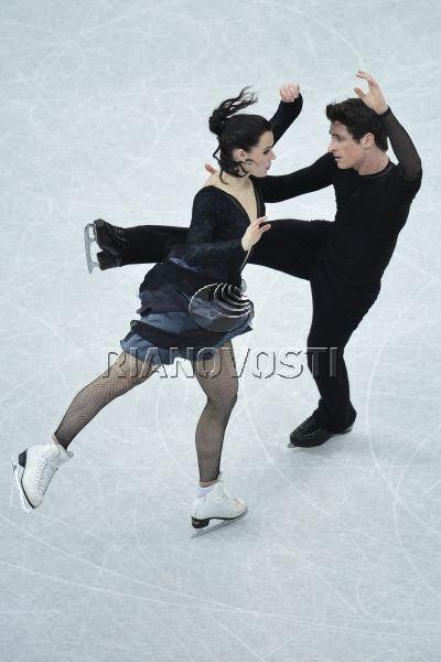 Tessa Virtue / Scott Moir(Canada) : ISU Grand Prix of Figure Skating Final 2012