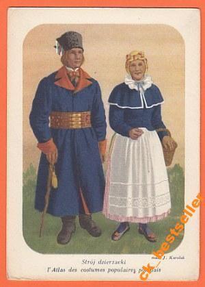 Stroje Ludowe Stroj Dzierzacki 2372543215 Oficjalne Archiwum Allegro Polish Traditional Costume Folk Costume Folk Dance