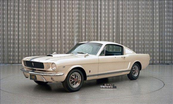 1965 Ford Mustang Fastback Ford Mustang Ford Mustang Fastback