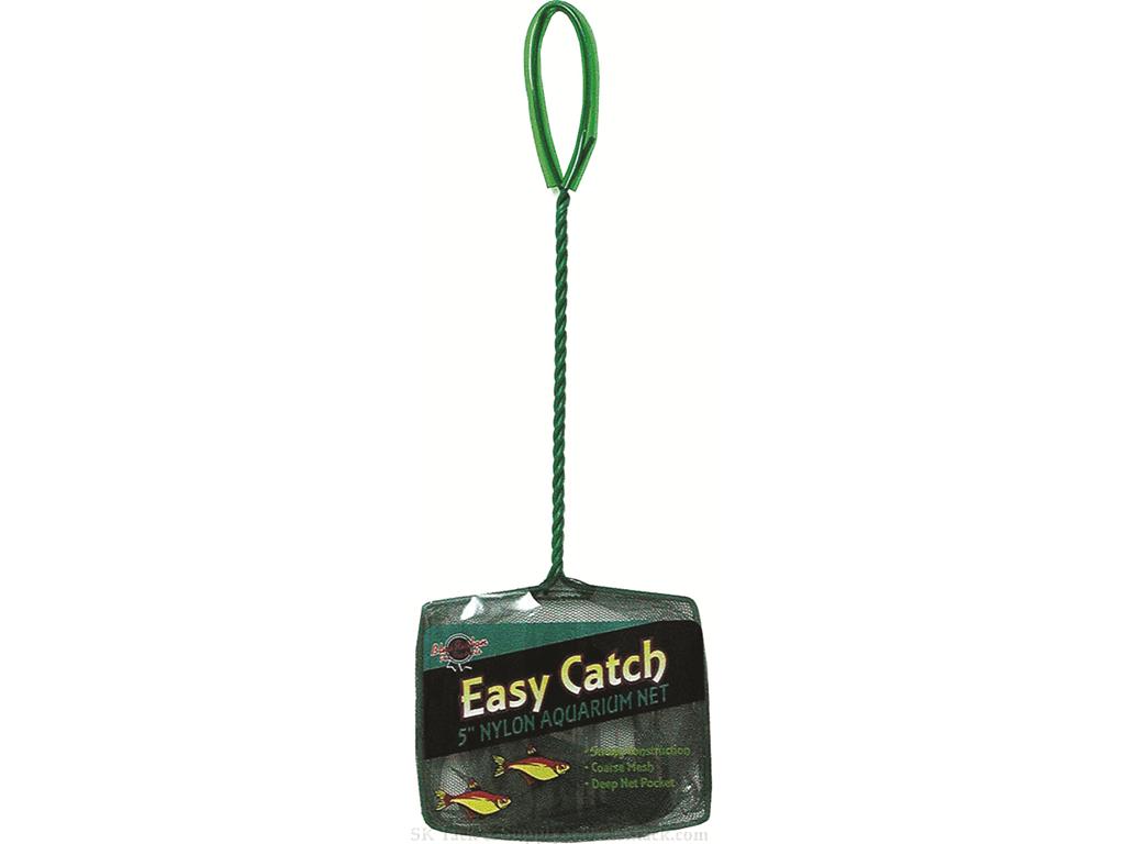 4 Inch Blue Ribbon Pet Products Ablec4 Easy Catch Fish Net Pet Supplies Fish Aquatic Pets