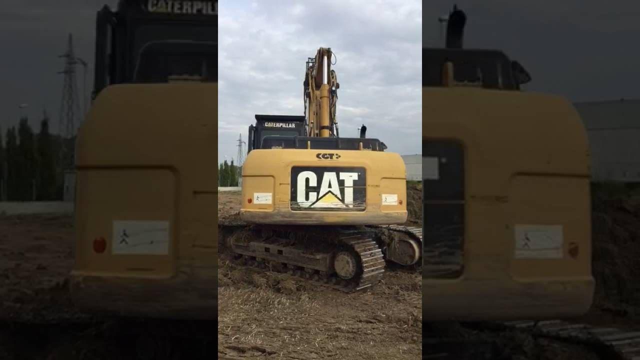 Caterpillar 323D S AVA