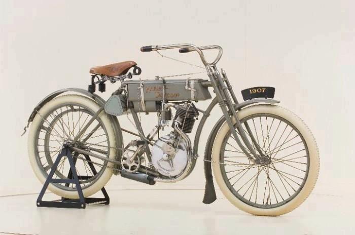 'Harley Davidson' first edition 1907