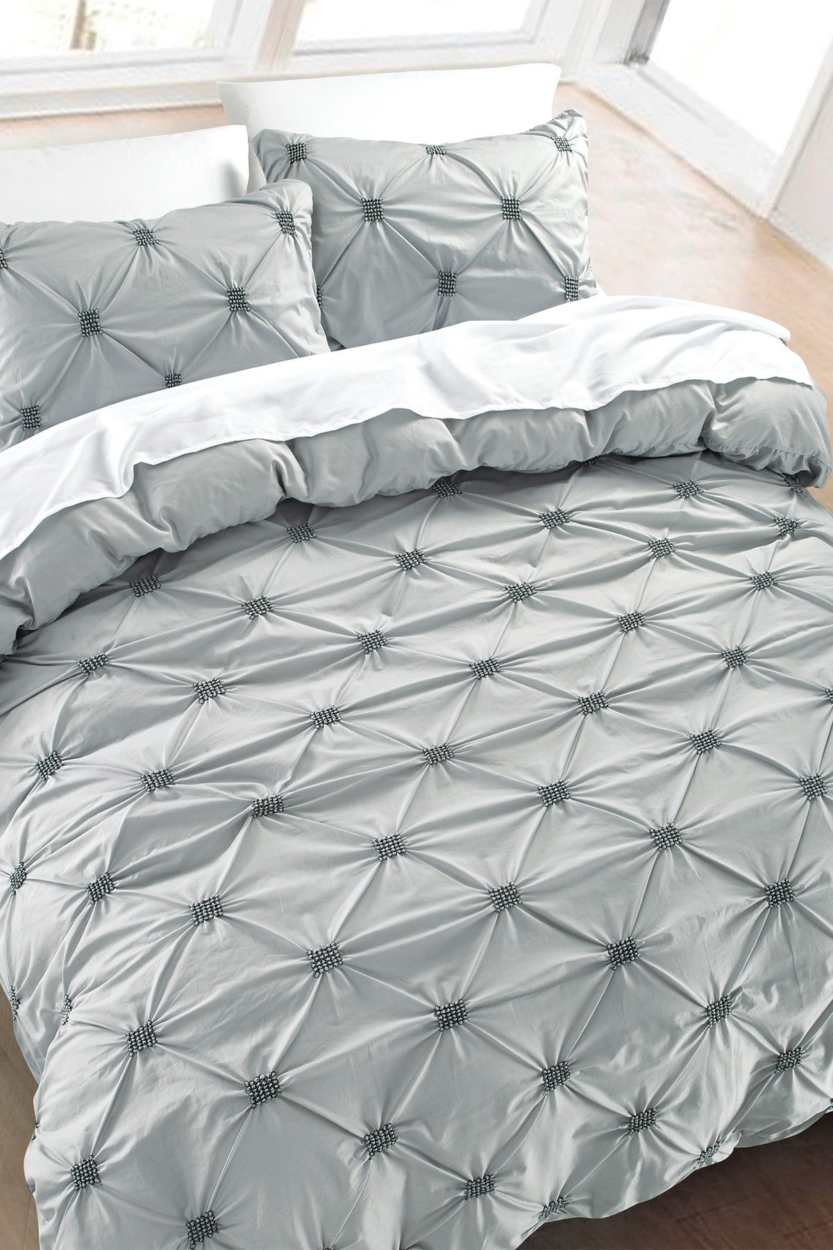 cushion kylie cover duvet bedding itm silver minogue quilt throw esta pillowcase