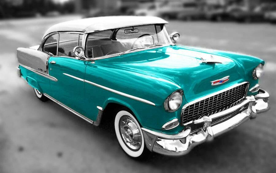 Gorgeous 1957 Chevy Bel Air This Is The Car For Me But In India