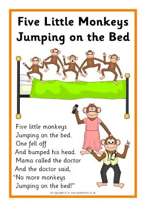 I Chose This Nursery Rhyme As It Reminds Me Of A Playstation Use To Play When Was Younger Called Buzz About Monkeys