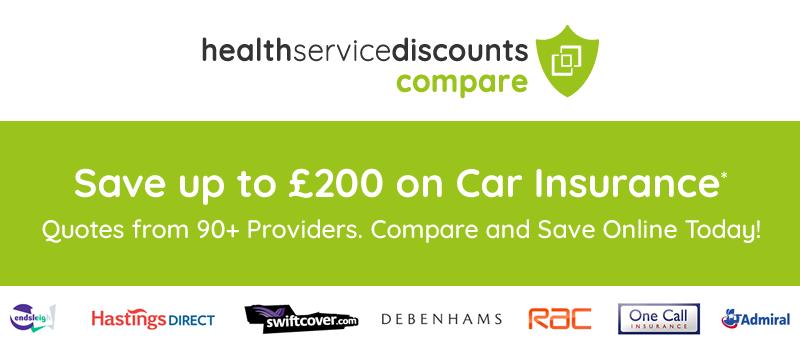 Health Service Discounts Compare Car Health Service Discounts