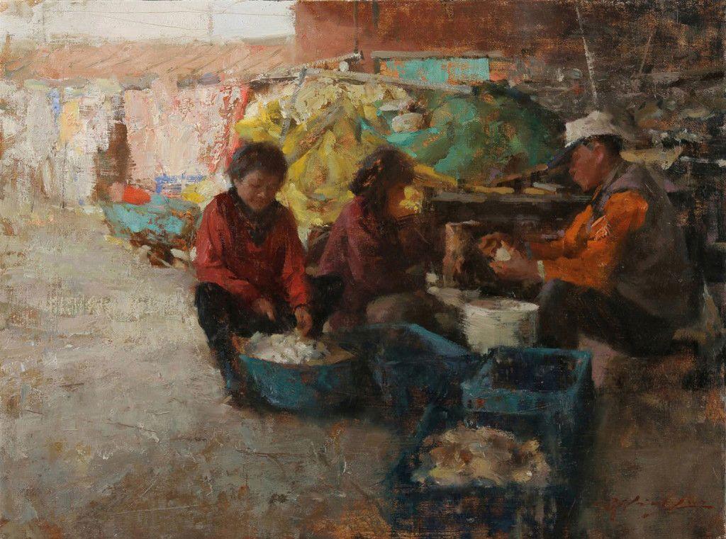 Hsin-Yao Tseng - Harvest