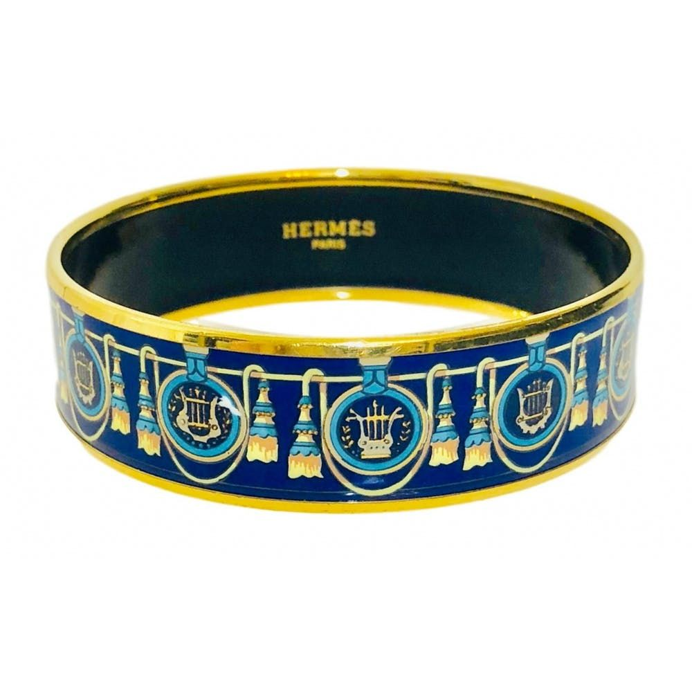 Bracelet Email Bracelet Hermes Multicolour In Metal 6364464 Hermes Hand Bracelet Bracelets
