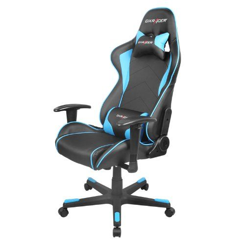 Dxracer Office Chairs Fe08nb Gaming Chair Fnatic Racing Seats