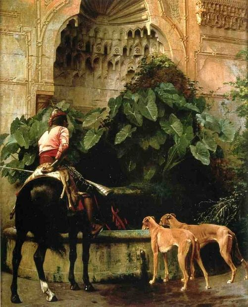 Home from the Hunt c.1876, Jean-Léon Gérôme
