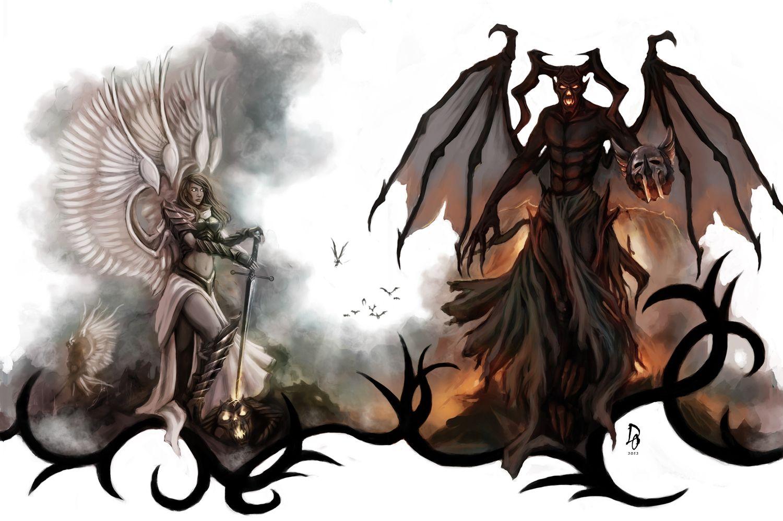 13+ Demons war ideas in 2021