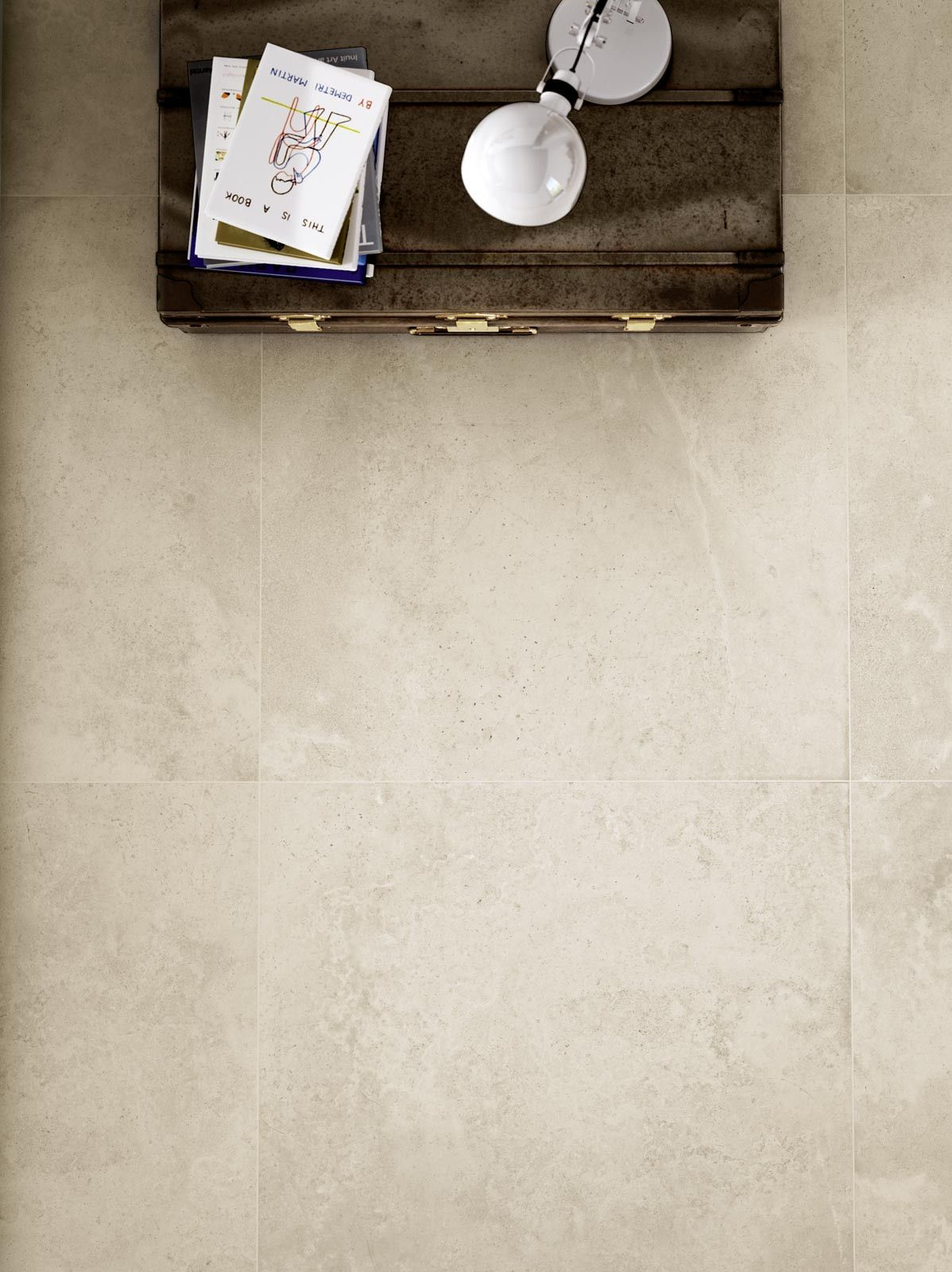 Ragno #Trace Ivory 75x75 cm R54A | #Feinsteinzeug #Steinoptik #75x75 ...