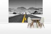 Lost Highway - Colorsplash - Wall murals - Photowall