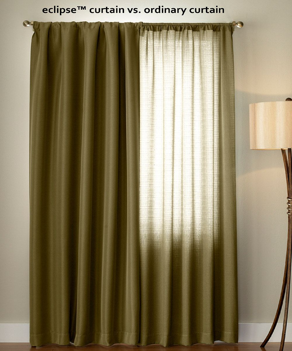 Patio Door Blackout Curtain Panels Find More About Eclipse