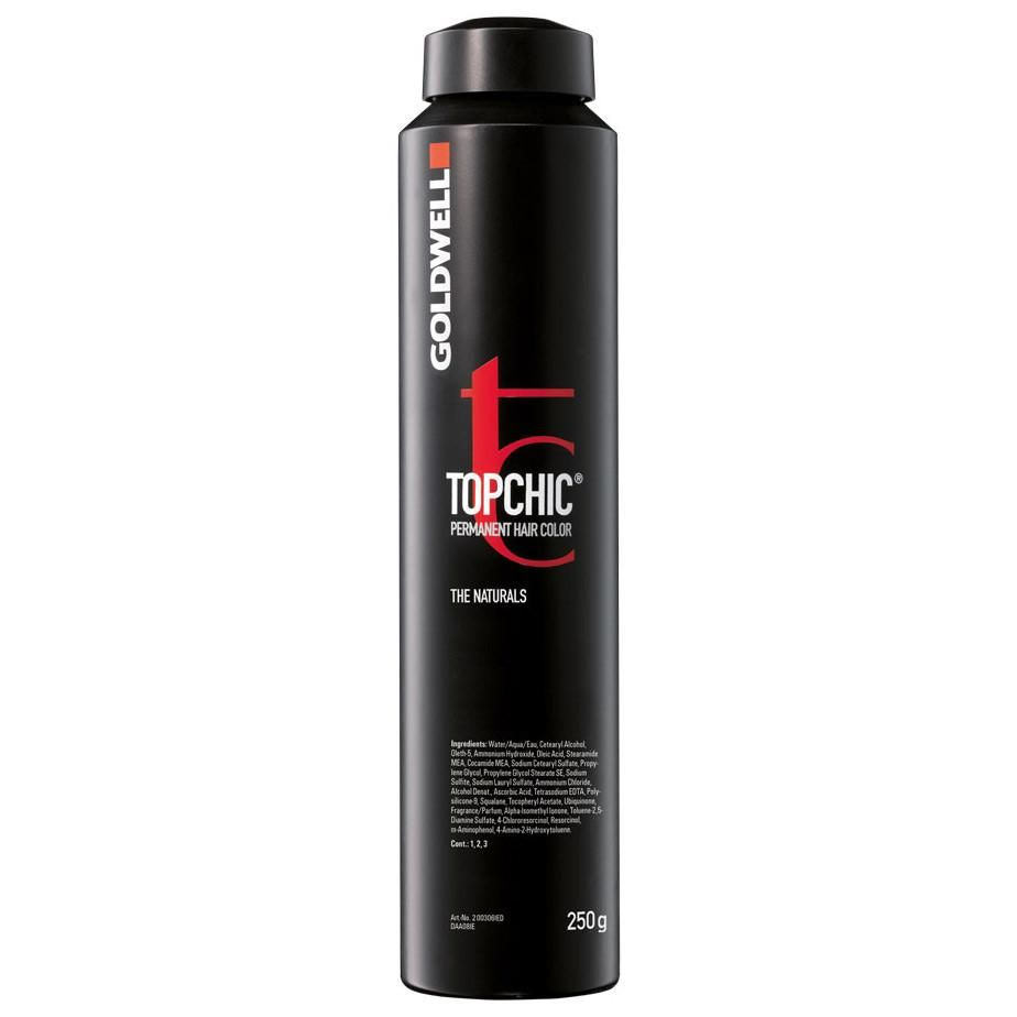 Goldwell Topchic Hair Color Can 8 6 Oz In 2020 Hair Color Permanent Hair Color Light Hair Color