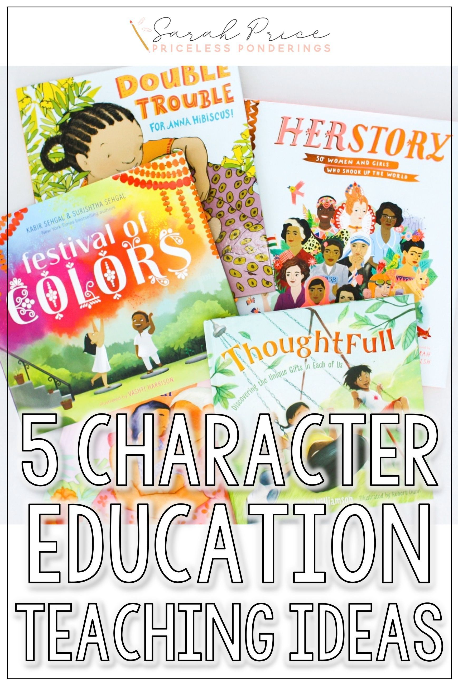 5 Favorite Character Education Activities For Kids