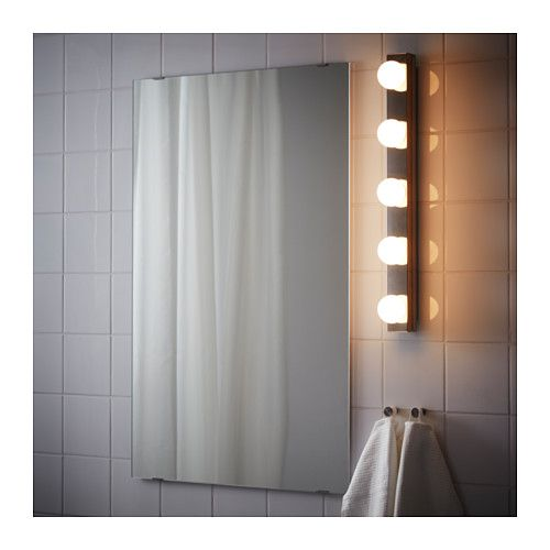 LEDSJ– Led seinävalaisin IKEA Decor Pinterest