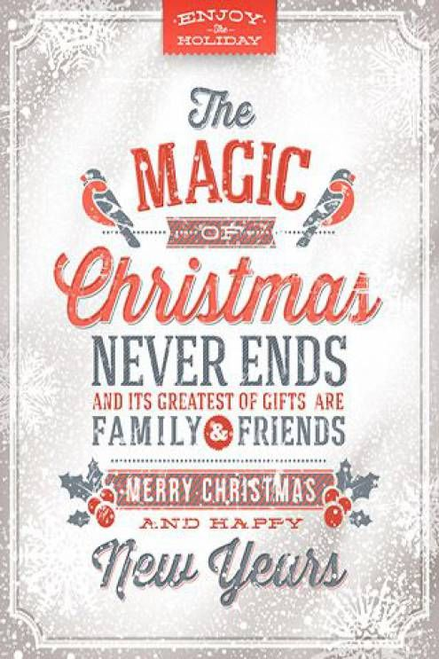 52 Inspirational Christmas Quotes With Beautiful Images. New Yearu0027s ...