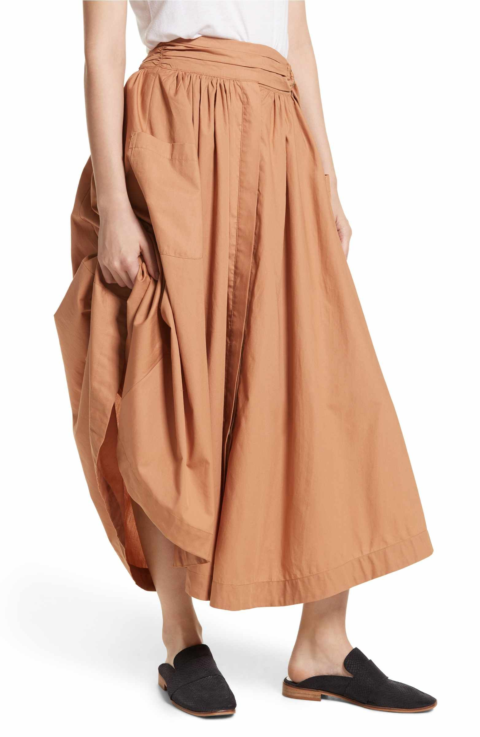 dd91bfacd2 Main Image - Free People Dream of Me Midi Skirt