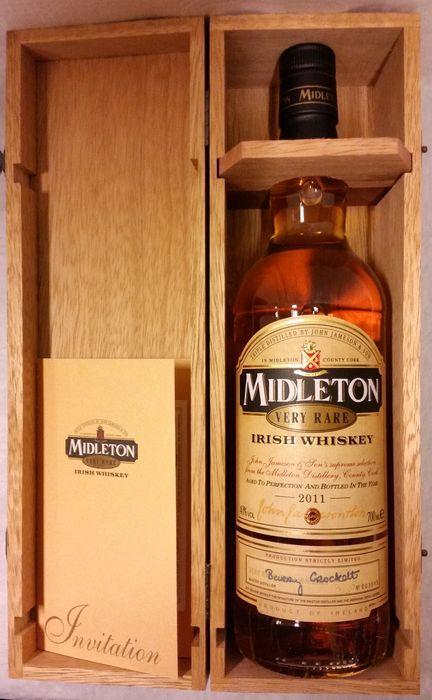 Catawiki online auction house: MIDLETON 2011 Very Rare Irish Whiskey
