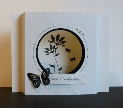 handcrafted greeting card A load of old pickle blog - greeting card format