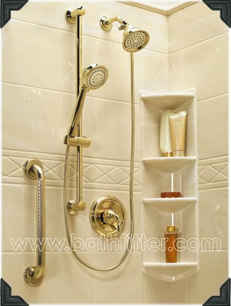 Bath Fitter Bathroom Accessories With Images Fitted Bathroom