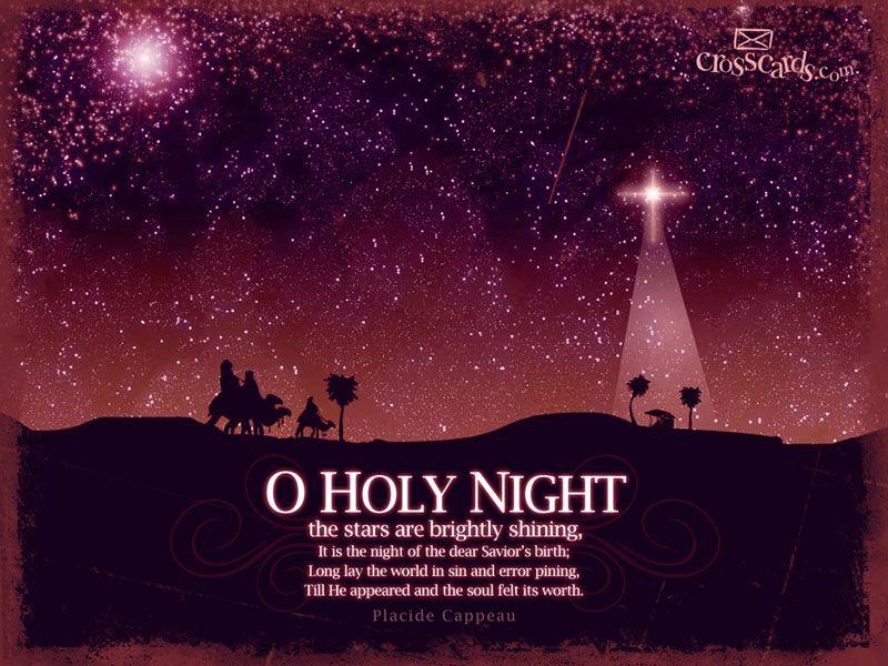 e6fe9f5f5e7c46085532a9f4f4b99773 o holy night desktop wallpaper free seasons backgrounds