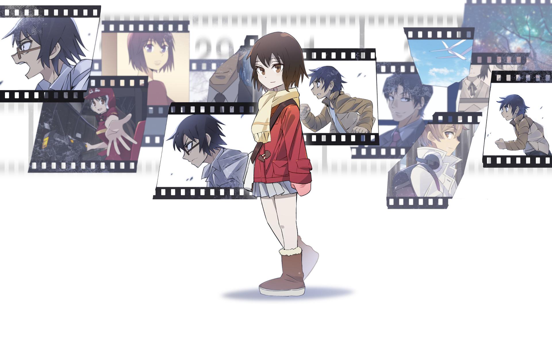 Anime ERASED Kayo Hinazuki Sachiko Fujinuma Satoru