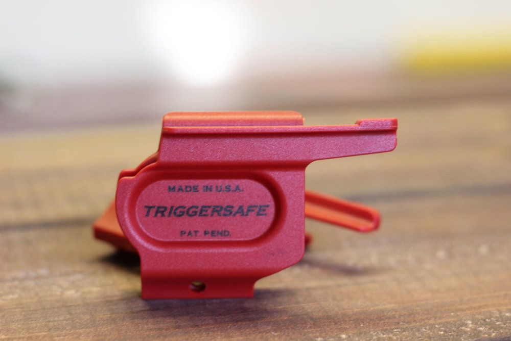 We had the opportunity to partner with two IPD Swat Team members and  redesign an e-commerce website for a product they created called,  Triggersafe™.