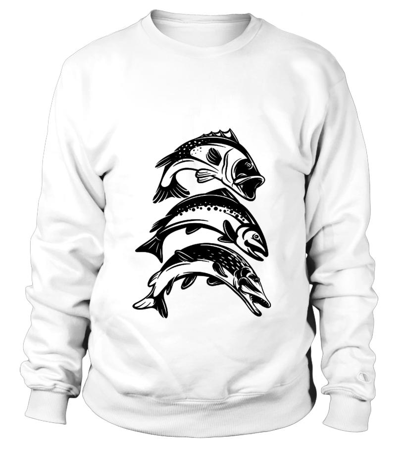 Bass Salmon Northern  Fishing T-Shirt  #gift #idea #shirt #image #funny #fishingshirt #mother #father #lovefishing