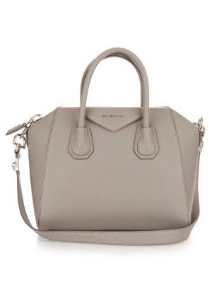 19e082dc17 Antigona small sugar-leather tote