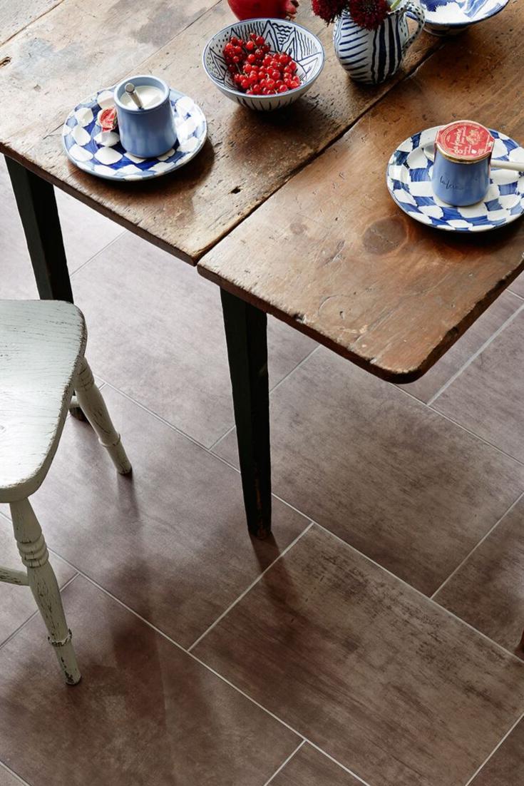 "Piastrelle Cucina Da Incollare amtico spacia ""bronze"" (45,7 x 30,5 cm) | piastrelle, stile"