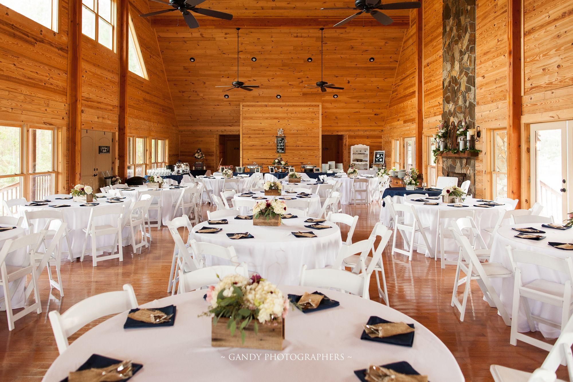 Forrest Pond Lodge Wedding Venue Lakeside In Southeast Georgia