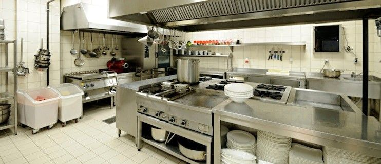 professional restaurant kitchen - Google Search   Commercial ...