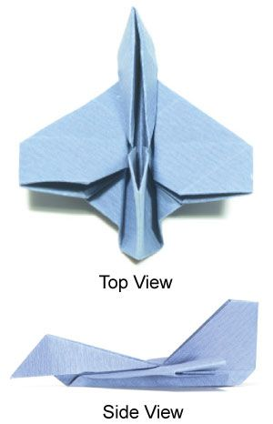 How To Make A Simple Origami Airplane Fighter Jet Plane Http Www Origami Make Org Origami Airplane Simple Php Origami Airplane Origami Easy Origami Plane