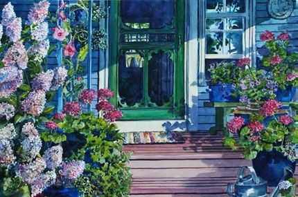 Our Porch | Joy Laking Gallery
