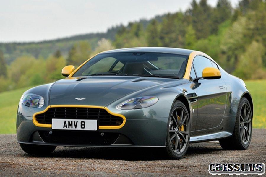 2018 2019 Aston Martin V8 Vantage GT