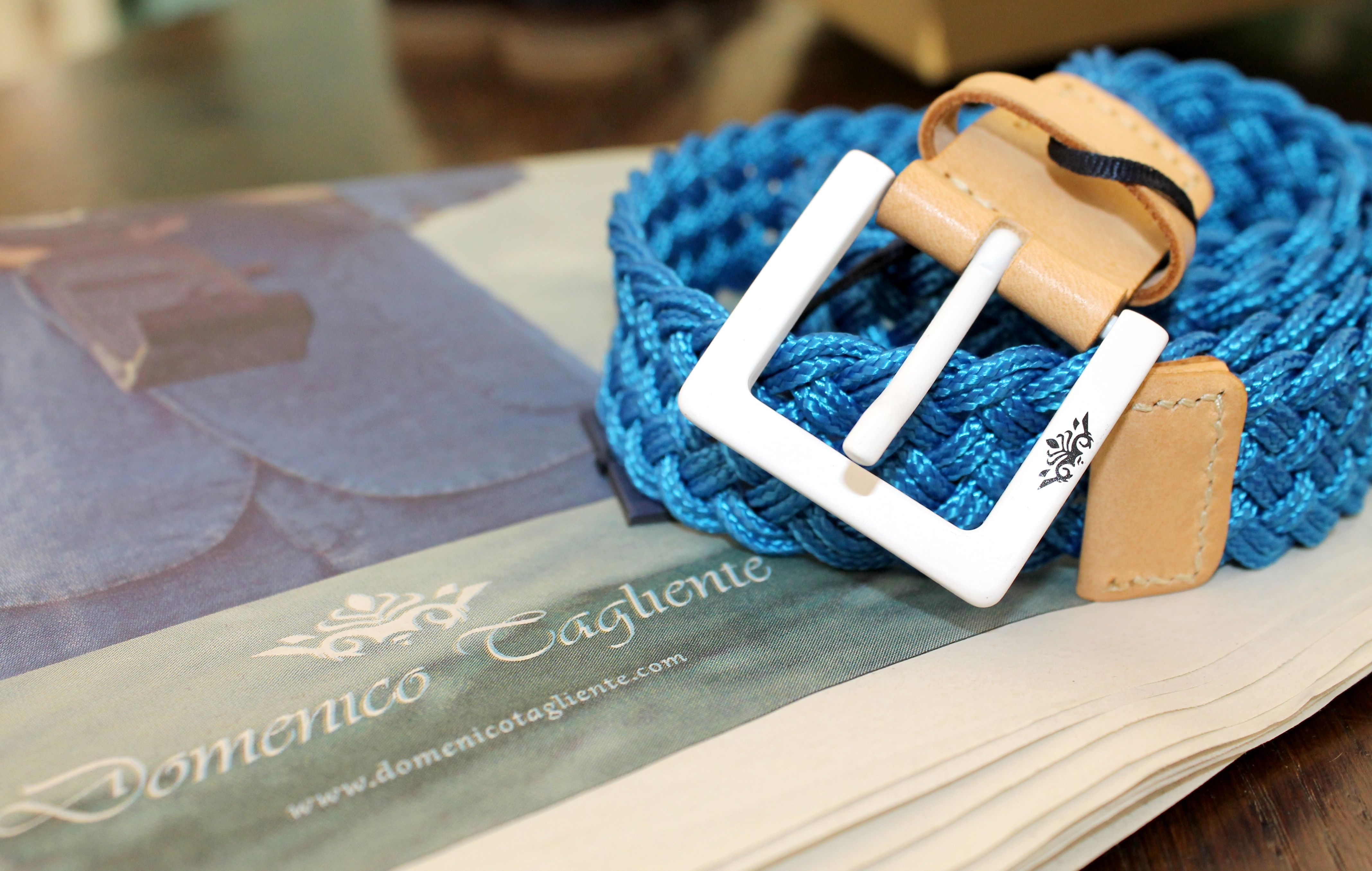 Per la nuova collezione Primavera/Estate 2015 Domenico Tagliente punta tutto su uno stile eco-compatibile, ispirandosi ai colori della natura. Immancabile l'azzurro: nuance brillante che riflette l'intensità del cielo e del mare per poi riemergere negli accessori, 'must have' del guardaroba maschile.  #domenicotagliente #moda #modauomo #accessorize #sky #fashion #details #italy #puglia #primaveraestate #style #madeinitaly